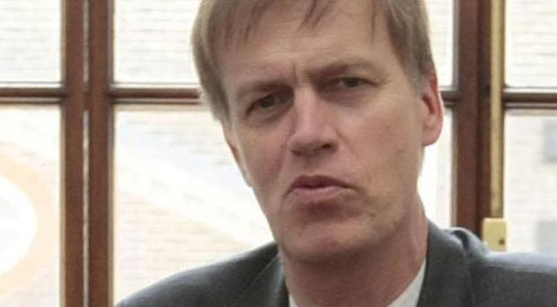 Roshonara Choudhry, 21, was convicted of trying to kill Stephen Timms MP (pictured) in 'revenge for the people of Iraq'