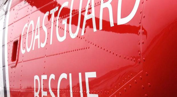The search has resumed for a missing fisherman off the Donegal coast
