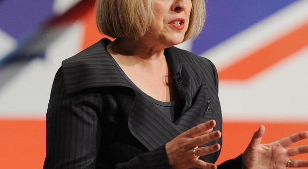 Home Secretary Theresa May announced a suspension of flights containing unaccompanied cargo from Somalia