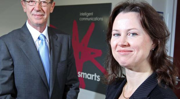 UK internal communications expert Bev Lowry joined Alan Watson, director of PR consultancy Smarts, to launch a new division of the company to provide specialist employee communications services