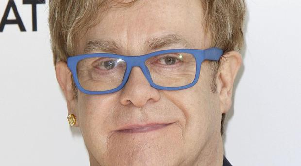 Rock legend Elton John has said his days of writing hit songs are over