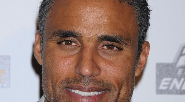 Rick Fox has been booted off DWTS