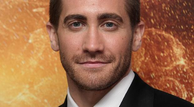 Jake Gyllenhaal says his sex scenes in his new movie are 'musical'