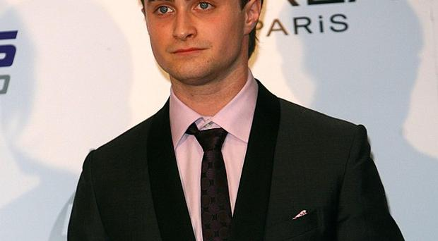 Daniel Radcliffe is enjoying his freedom now that Harry Potter is over