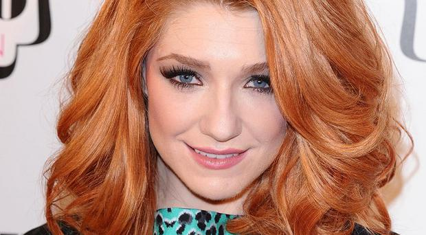 Nicola Roberts reckons she could try her hand at shoe design