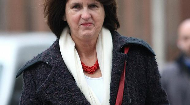 Labour's finance spokeswoman Joan Burton has attacked the black hole in the public purse
