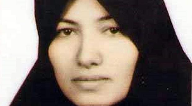 Sakineh Mohammadi Ashtiani was sentenced to death by stoning in Iran on charges of adultery