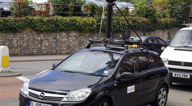 Google sparked outcry over claims that it has been spying on people with its Street View mapping cars