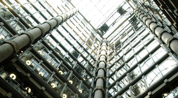 The headquarters of Lloyds Banking Group in London