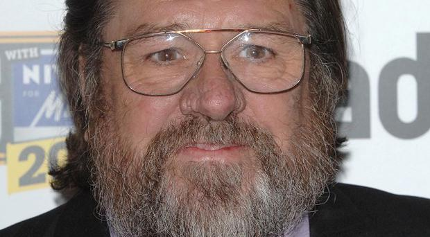 Ricky Tomlinson has donated £1 million for charity