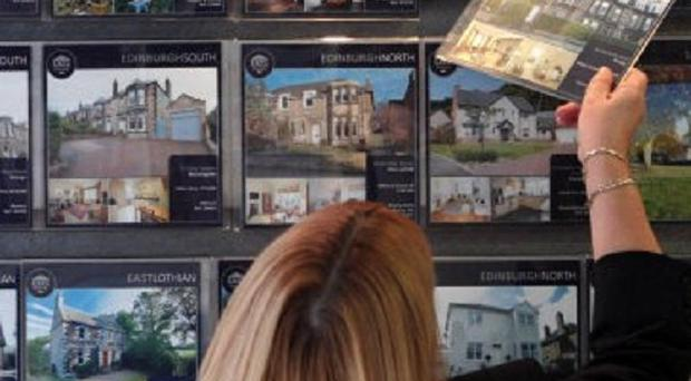 House prices rose at their fastest rate for 18 months in October after a steep drop during the previous month