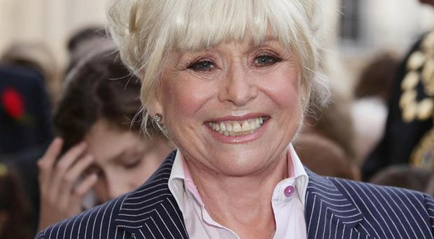 Barbara Windsor compared her life to 'the distance between two pear trees'