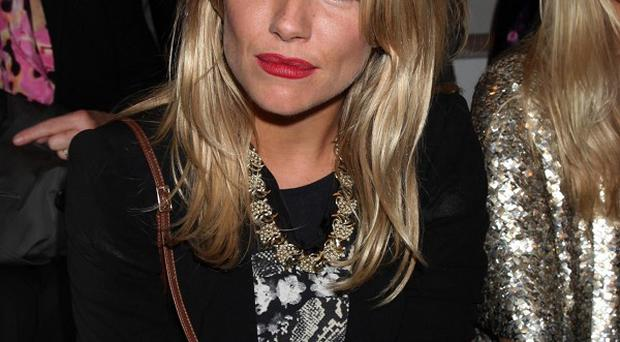 Sienna Miller has hailed the late director of Factory Girl