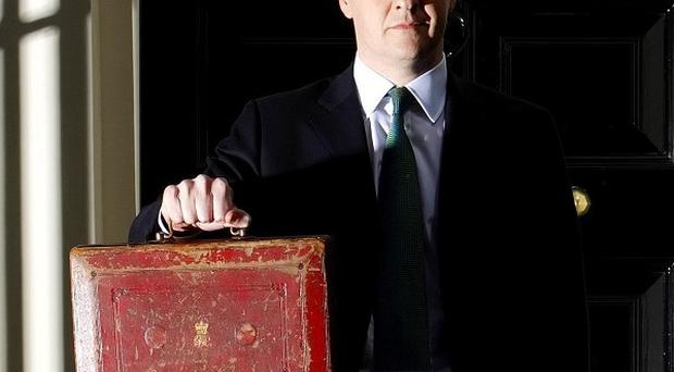 The next Budget will be on March 23, Chancellor George Osborne said
