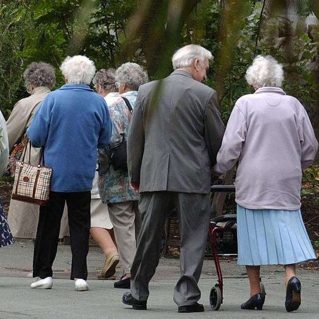 Increasing pension age will hit nearly five million people, figures have shown
