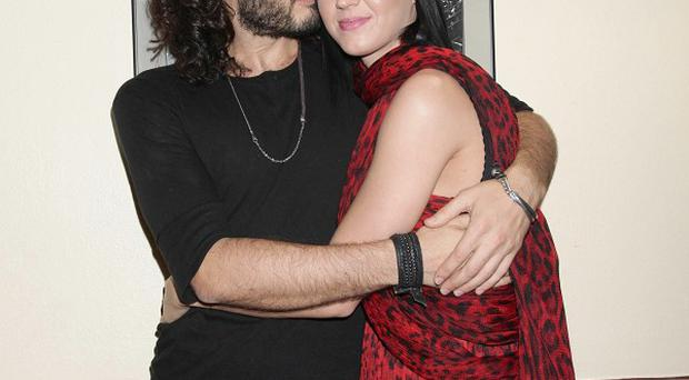 Katy Perry reckons she's found her ideal man in Russell Brand