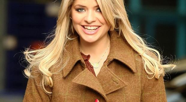 Holly Willoughby has been crowned Celebrity Mum of the Year