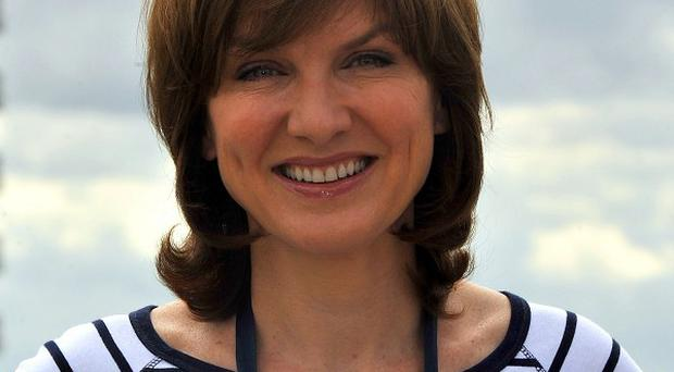 Fiona Bruce was expected to join the BBC strike