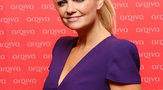 Emma Bunton has used Twitter to announce that she is pregnant with her second child