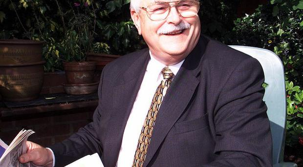 The Ministry of Defence does not have body armour big enough to fit Lord Ken Maginnis
