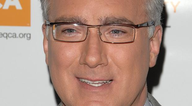 US TV network MSNBC has suspended prime-time host Keith Olbermann indefinitely (AP)