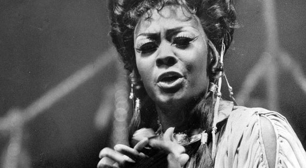 American mezzo-soprano and soprano Shirley Verrett has died aged 79 (AP)