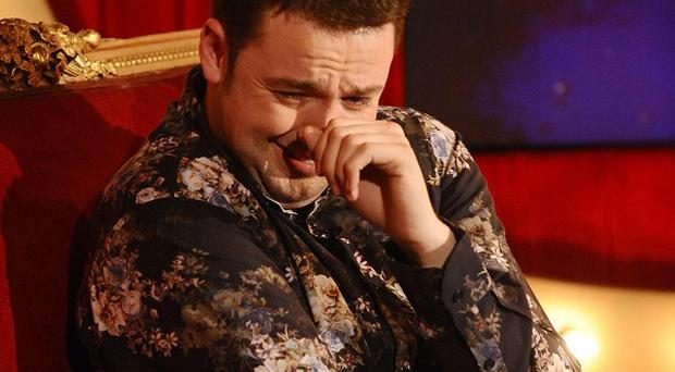 Jason Manford apologised after it was revealed he exchanged a series of Twitter messages with a female fan