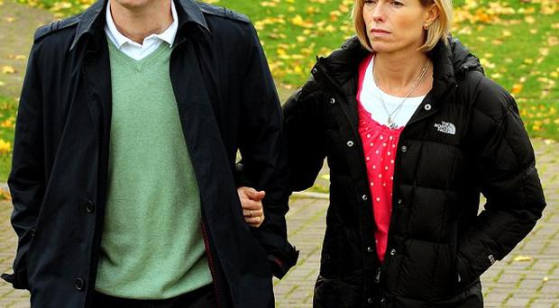 Kate and Gerry McCann are 'delighted' at huge support for a petition launched earlier this week