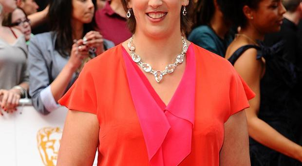 Miranda Hart says she can't refer to her sitcom by its name