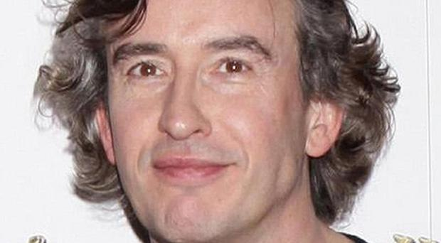 Steve Coogan stars in new show The Trip