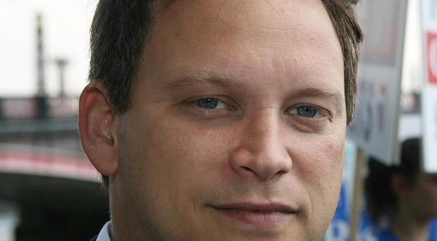 Housing minister Grant Shapps hopes to shut the door on squatters with an online guide offering legal advice
