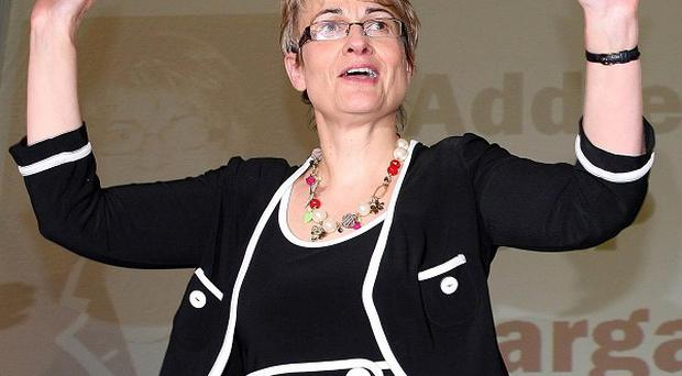 The SDLP will not merge with fellow nationalist parties, Margaret Ritchie has insisted
