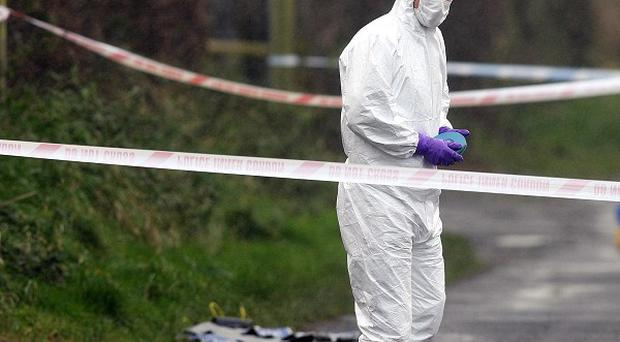 Three people are being questioned over the kidnap of a man who was held in the boot of a car