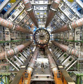 The Large Hadron Collider