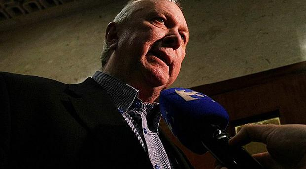 Jimmy Kelly says the budget policy will not be accepted by Irish voters