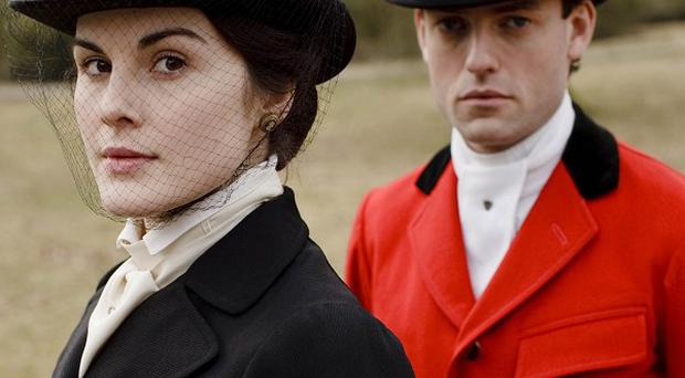 Downton Abbey drew more than 10 million viewers on Sunday night
