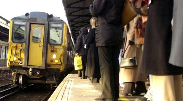 Rail passengers face substantial increases in already unacceptable overcrowding levels by 2014 and beyond, a report has warned