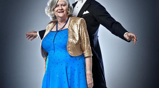 Ann Widdecombe says strangers in the street ask her for a dance