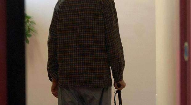 More than 10,000 older people have been abused or neglected in their own homes, research revealed