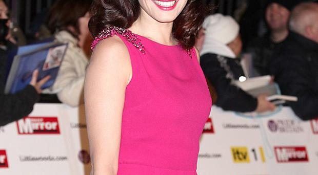 Kelly Brook could be set to star in Plan B's film