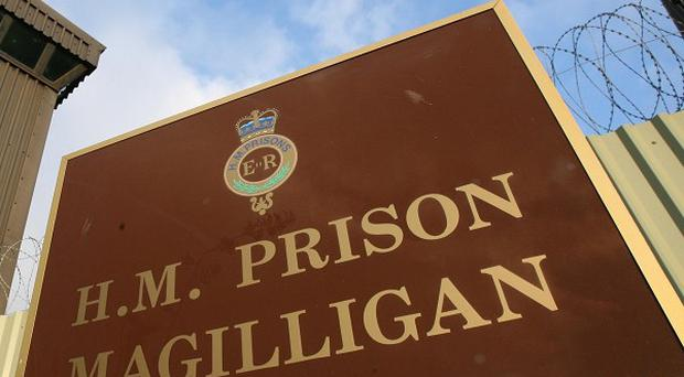 An investigation was launched after a prisoner downloaded pornography at Magilligan Prison in Northern Ireland in 2006, it has been revealed