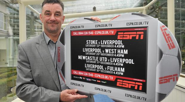 John Aldridge, in Dublin yesterday as guest of ESPN, feels David Healy shouldn't have been left out by Northern Ireland