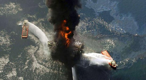 BP too often operated in a rush during closing days of work on doomed Gulf of Mexico well, says US presidential inquiry (AP)