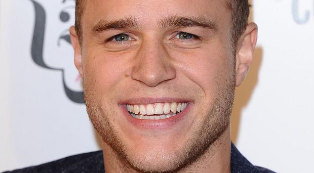 Olly Murs will take part in the Big Christmas Sing