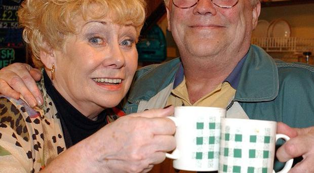 Coronation Street bosses explained the decision to make the late Vera Duckworth appear to her dying widower Jack in the soap