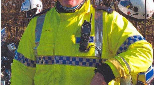 Pc Bill Barker who was killed in the floods in Cumbria