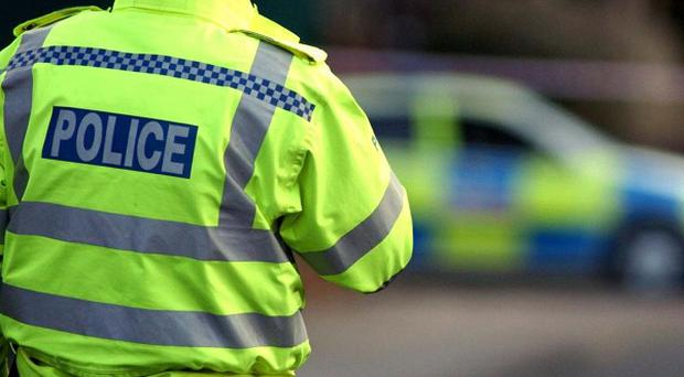 A man has been arrested under anti-terrorism laws