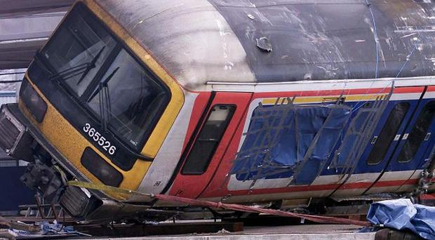 Network Rail and Jarvis Rail face prosecution over the Potters Bar crash