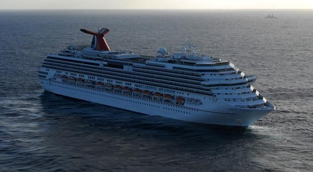 The next cruise of the fire-hit ocean liner Carnival Splendor has been cancelled(AP)