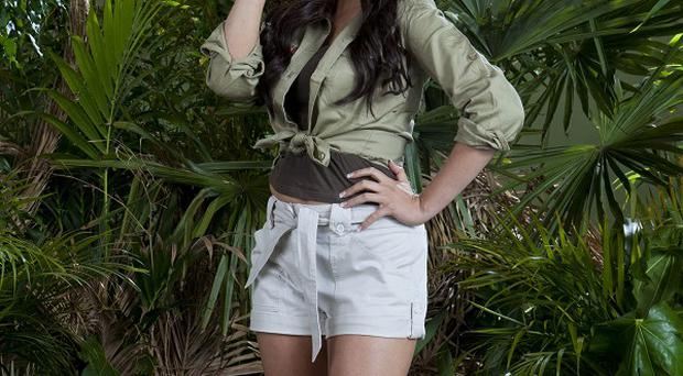 Stacey Solomon is taking part in I'm A Celebrity... Get Me Out Of Here!